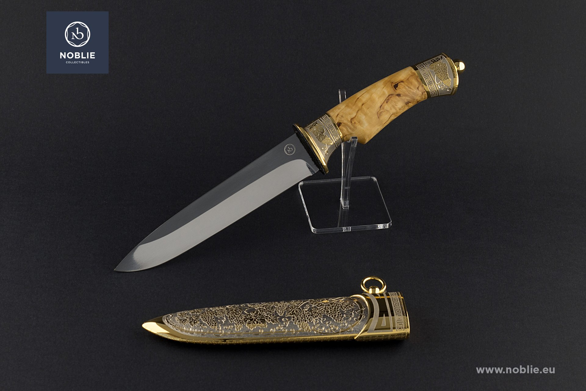 """collectible knife """"Dionysus"""""""