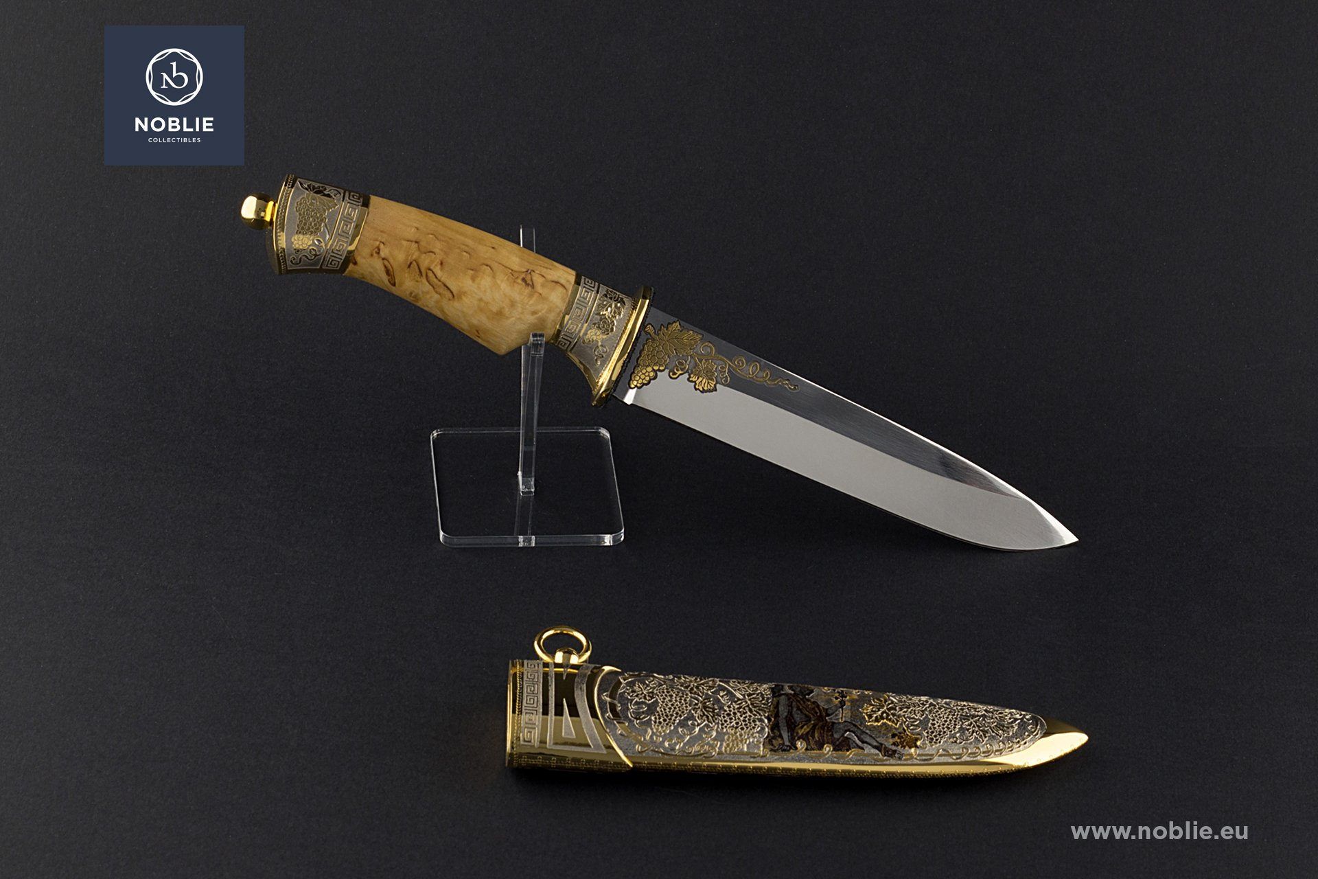 "hunting knife ""Dionysus"""