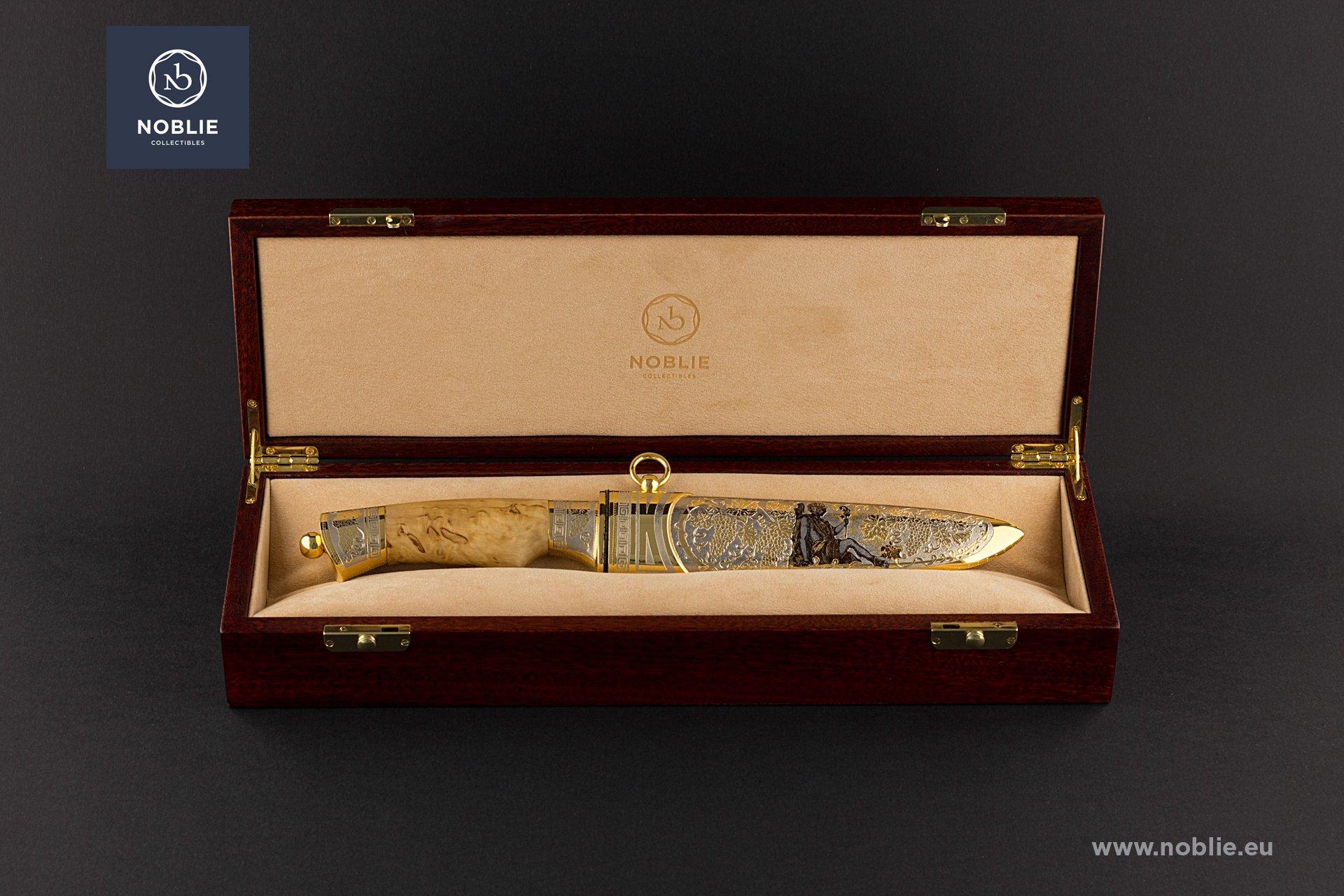 "handmade knife ""Dionysus"""