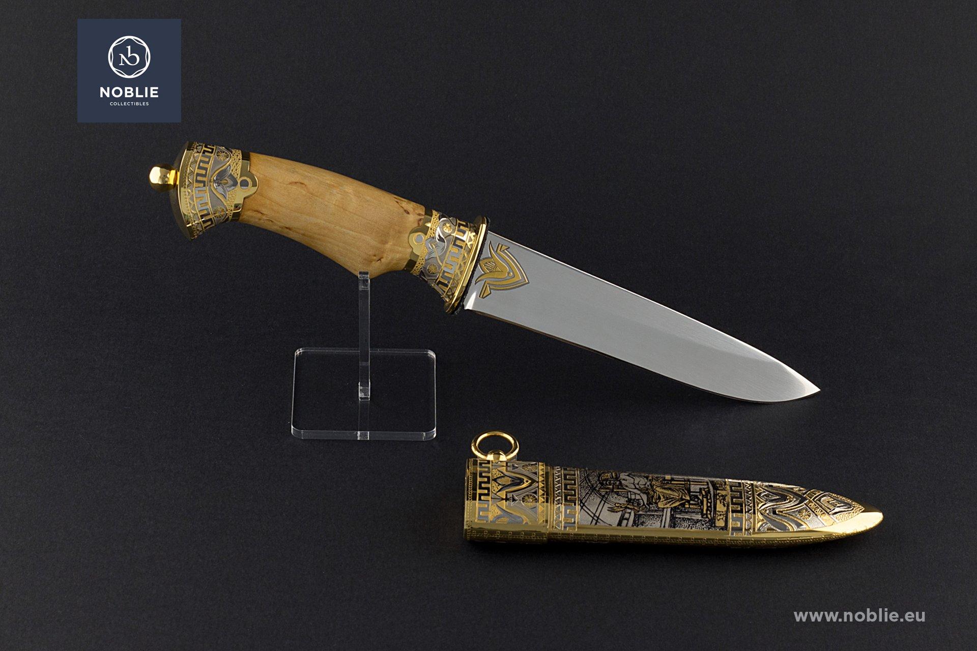 "art knife ""Zeus"""
