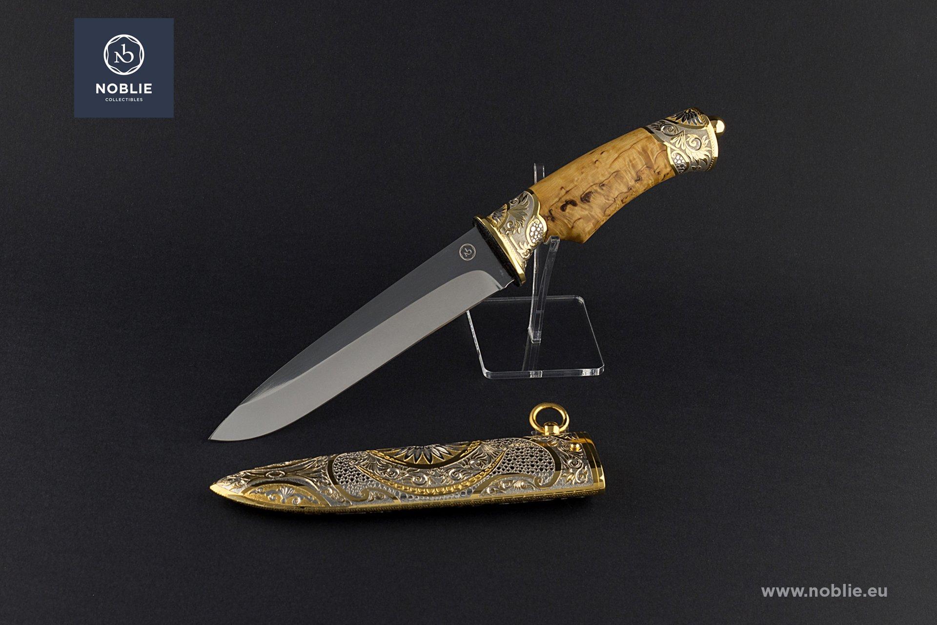 "handmade knife ""Poseidon"""