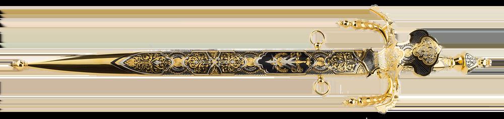 """handmade custom Dagger """"Conquistador"""""""