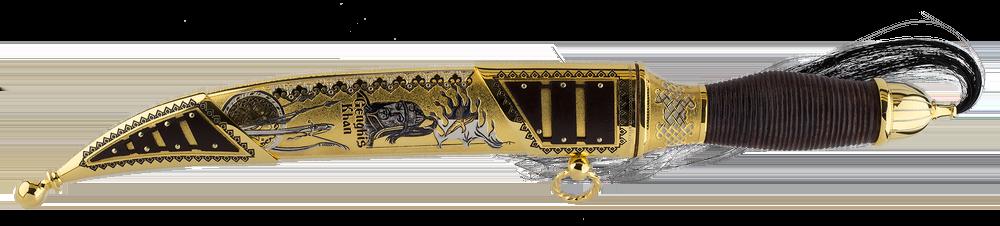 Collectible dagger