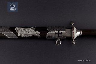 """Handmade collection dagger """"Otto Eduard Leopold von Bismarck-Schönhausen"""""""