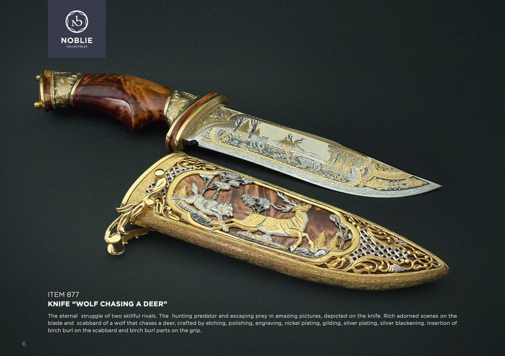 Collectible knives for sale