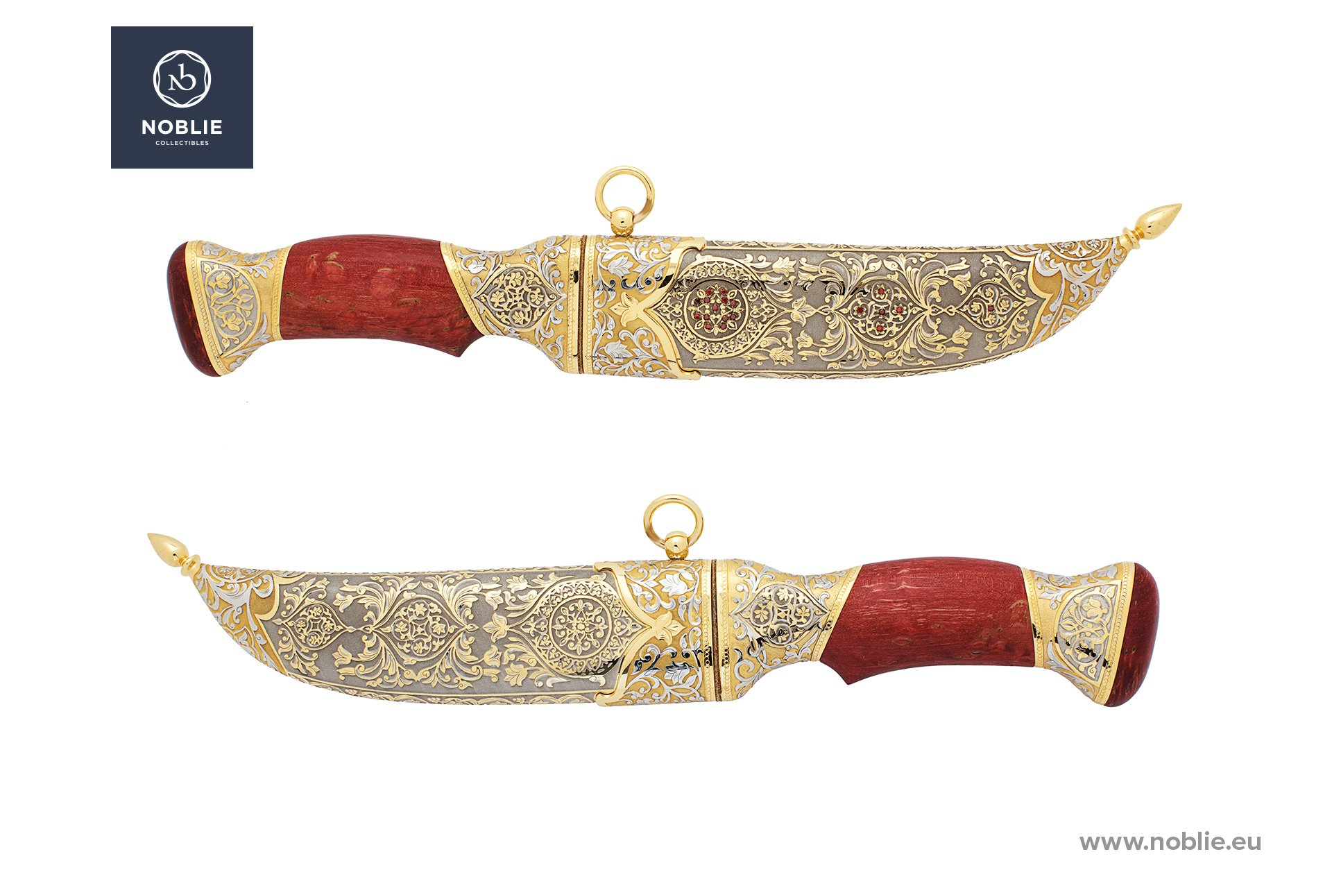 "knife ""Eastern ornaments"""