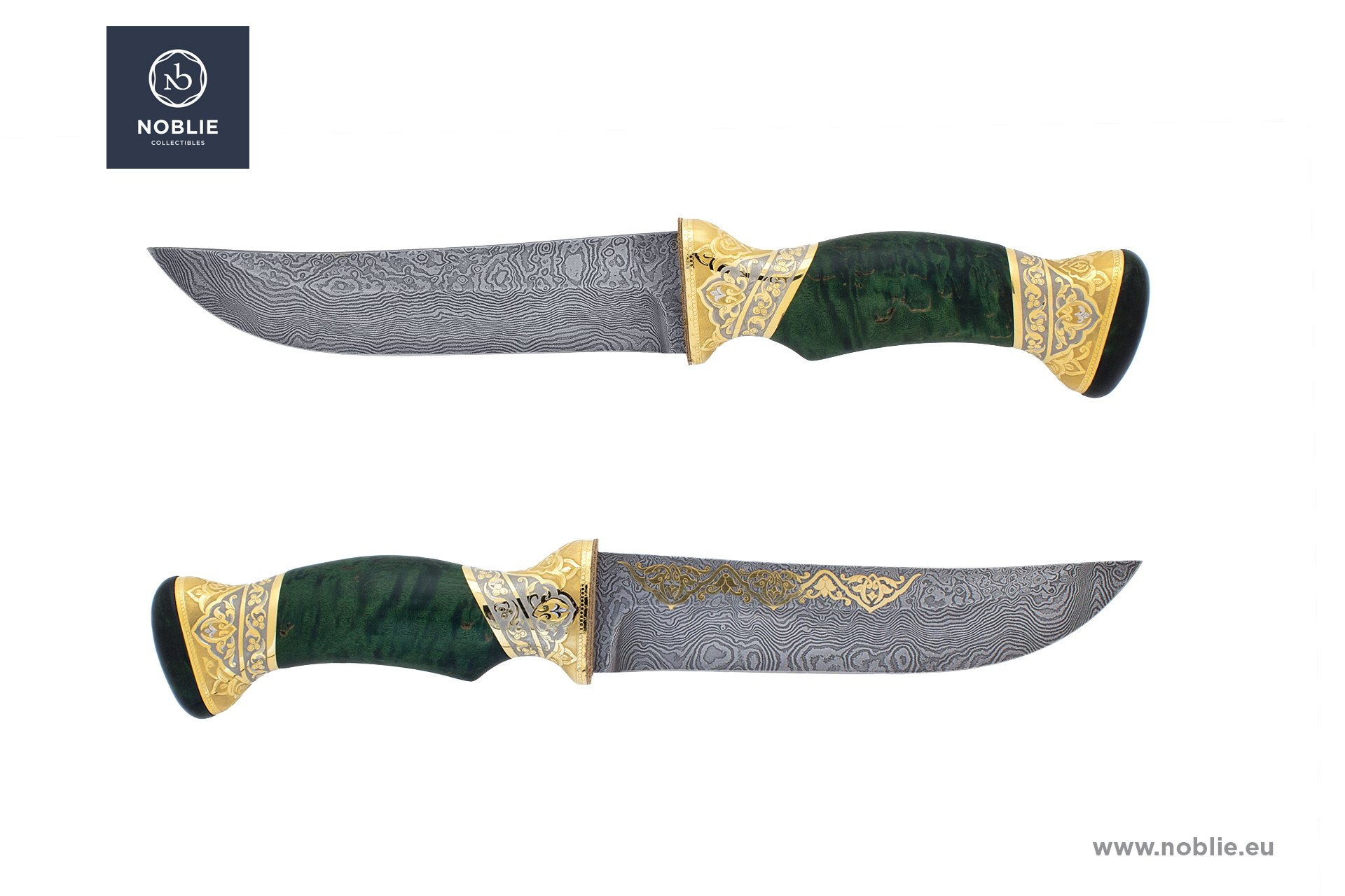 "collectible knife ""Persian ornaments"""