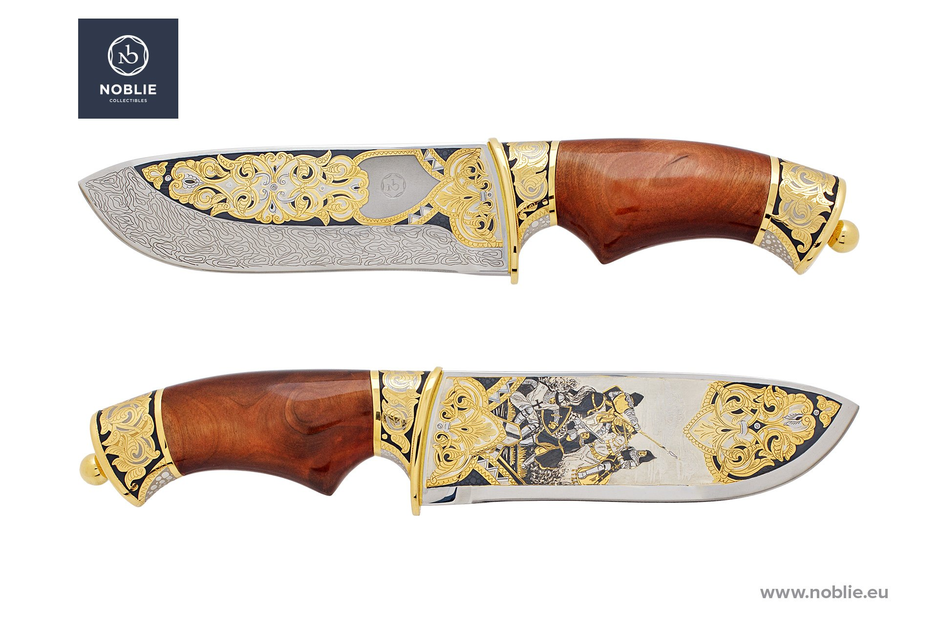 "hunting knife ""Battle of Grunwald"""