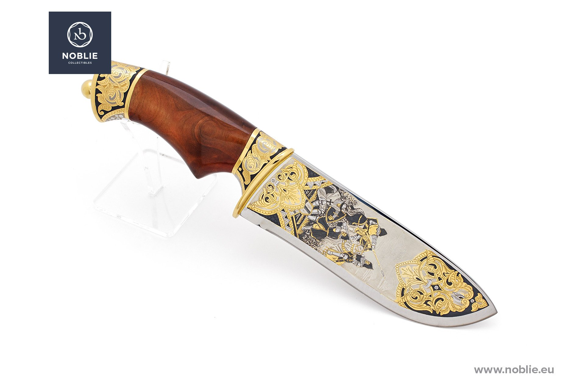 "handmade knife ""Battle of Grunwald"""