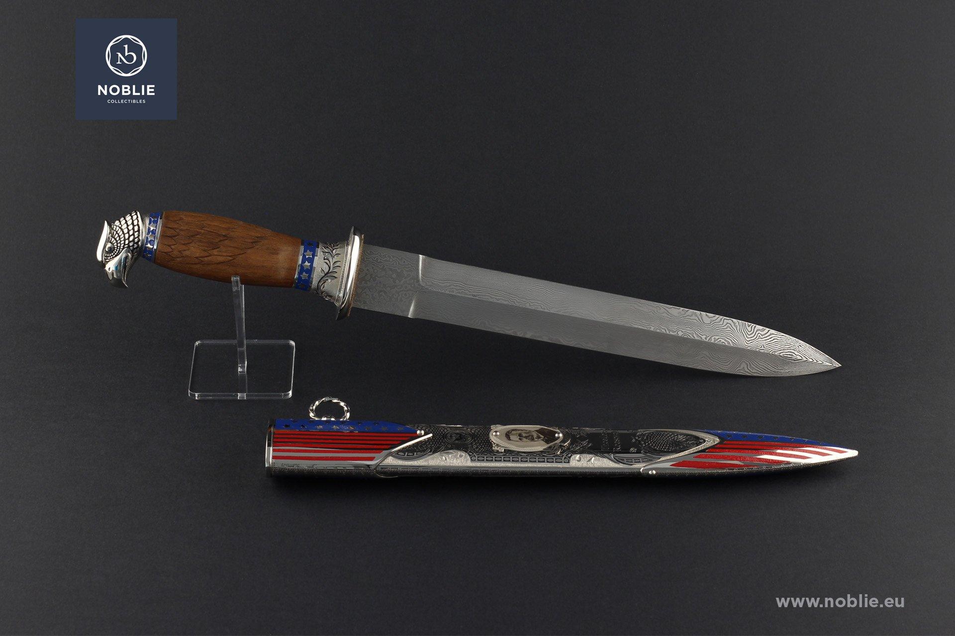 "custom Dagger ""Theodor Roosevelt"""