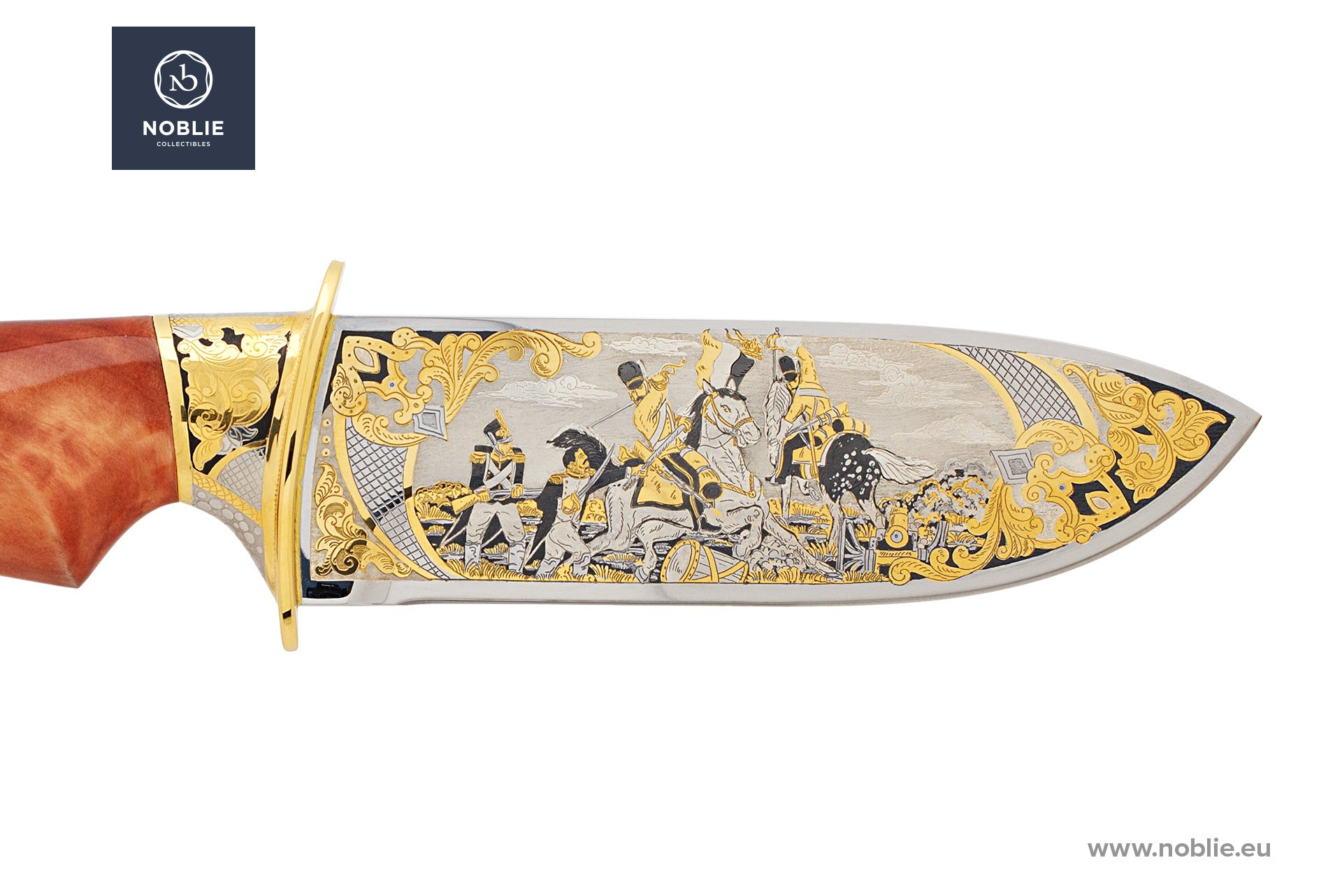 "knife ""Battle of Waterloo"""