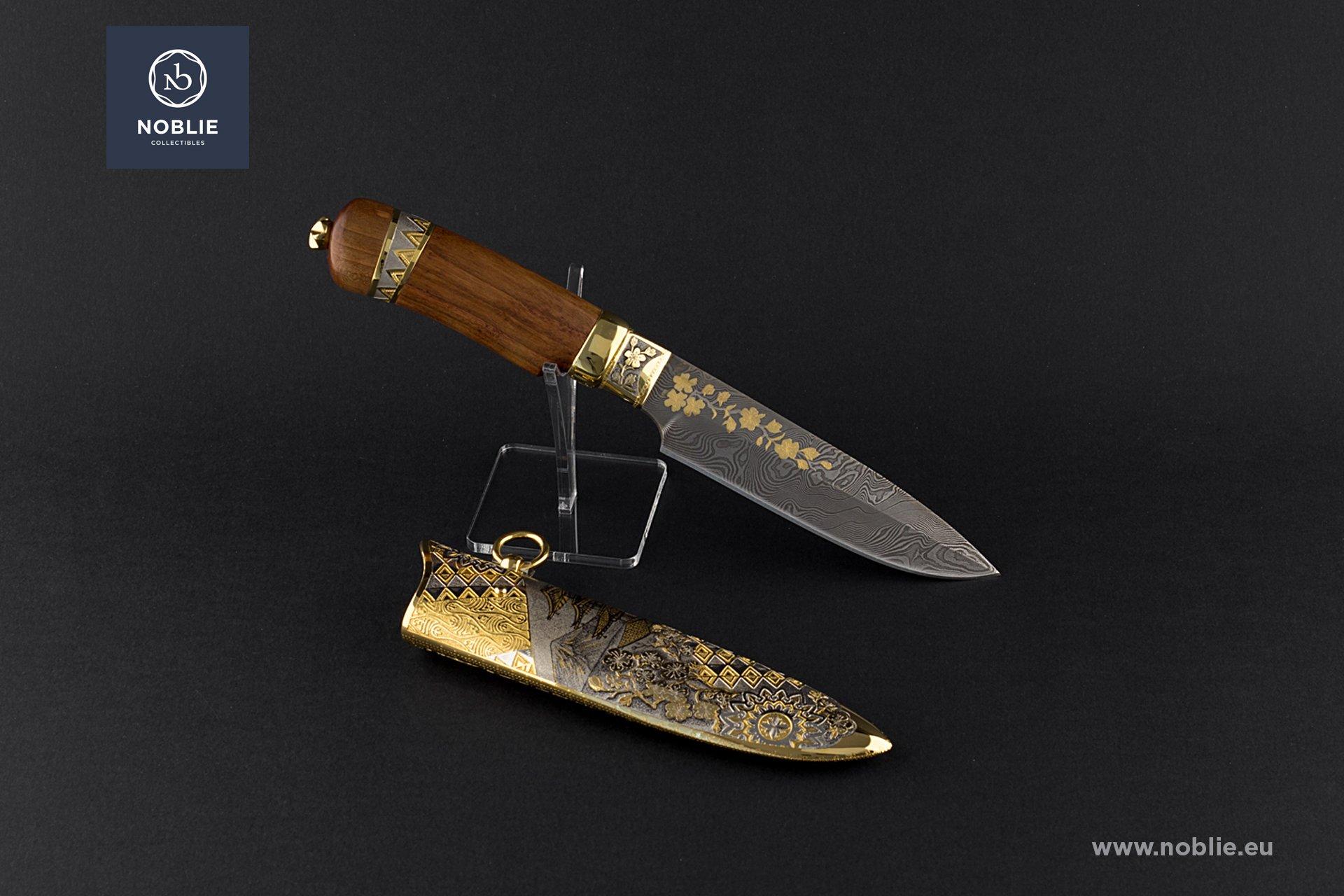 "collectible knife ""Fuji-san"""