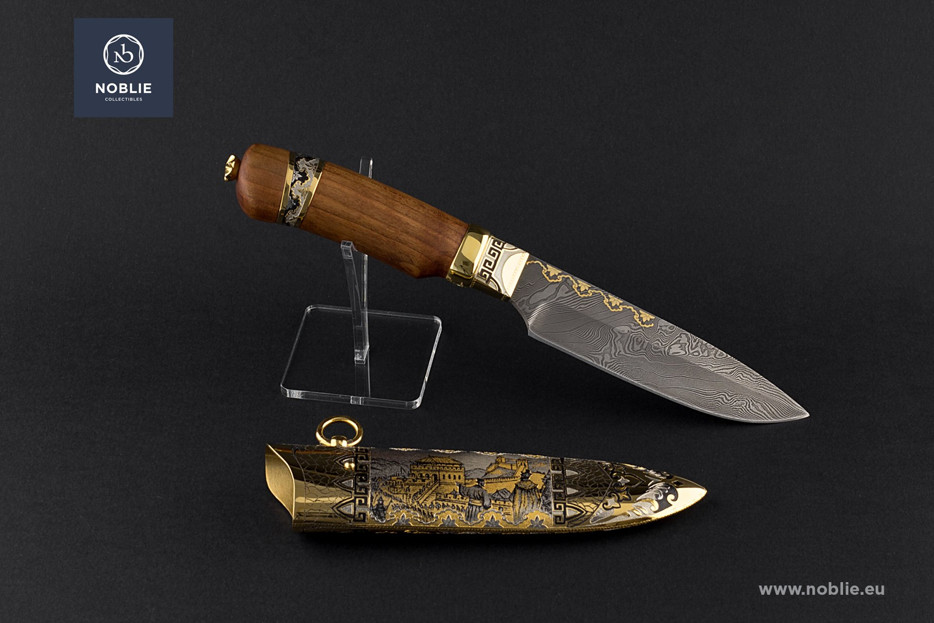 "collectible knife ""The Great Wall"""