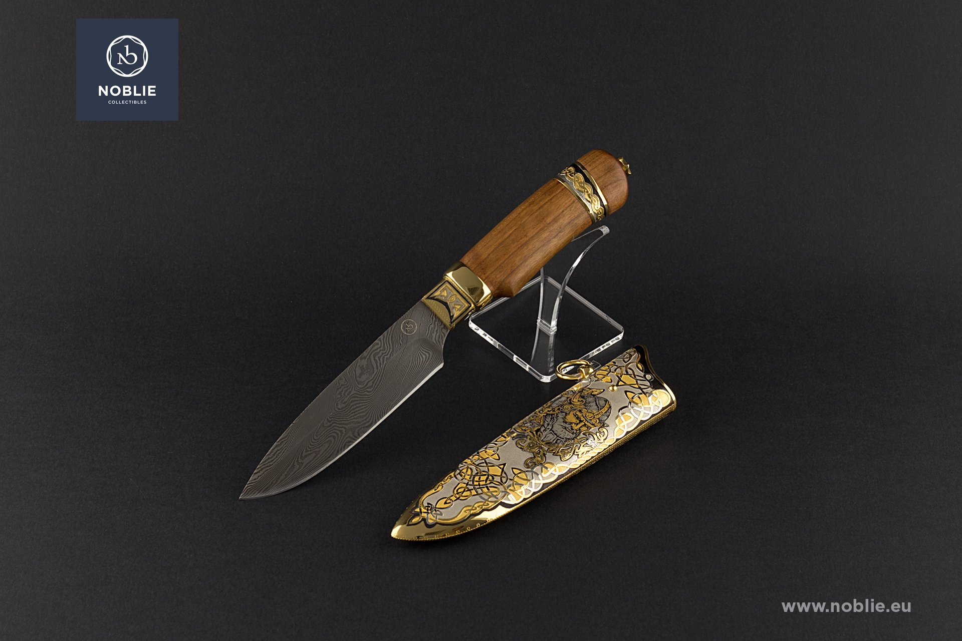 "collectible knife ""Men from the North. The Vikings"""