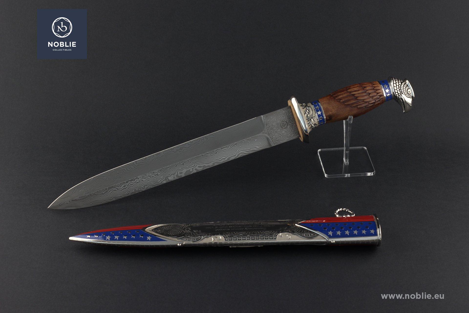 "custom Dagger ""Franklin Delano Roosevelt"""