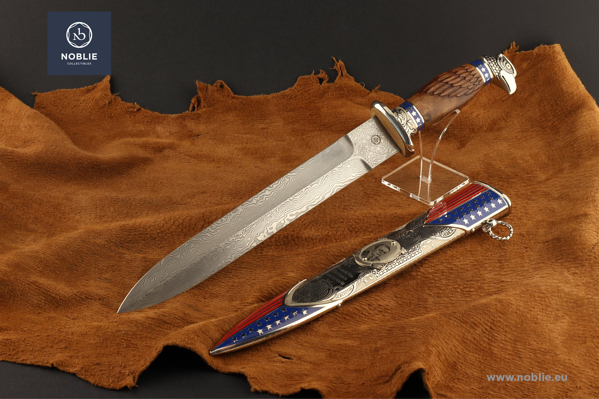 "collectible Dagger ""Franklin Delano Roosevelt"""