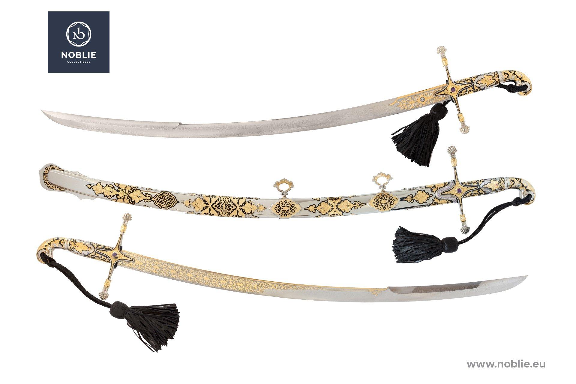 "Handmade ceremonial saber ""Karabela"""