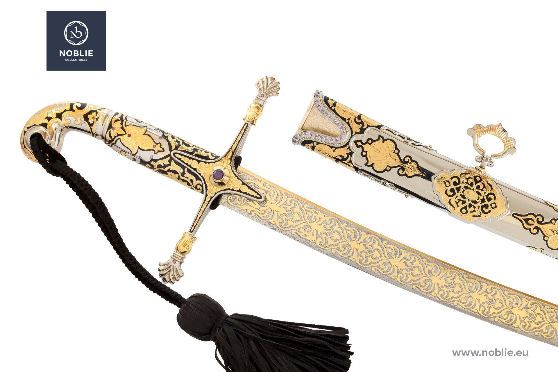 "Custom ceremonial saber ""Karabela"""