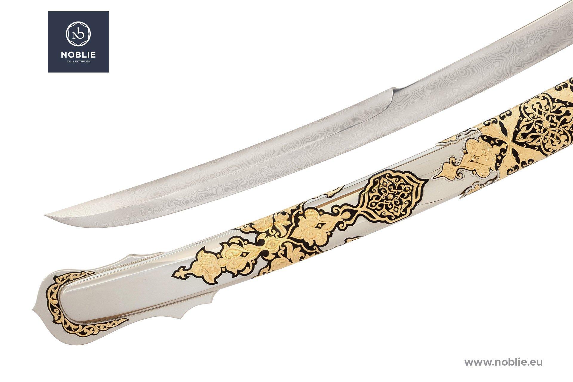 """Handmade custom ceremonial saber """"Karabela"""""""