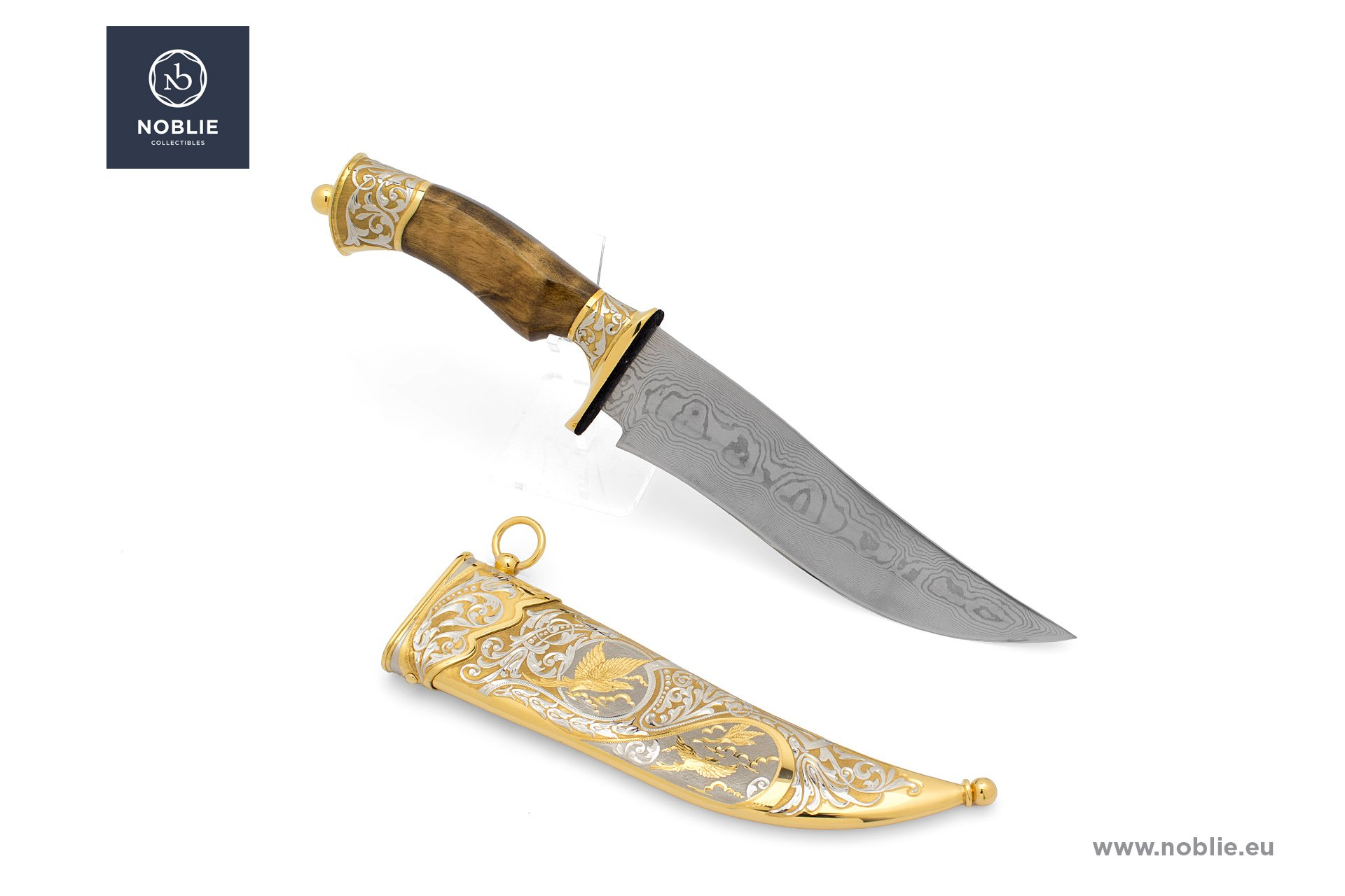"hunting knife ""The world of pheasant"""