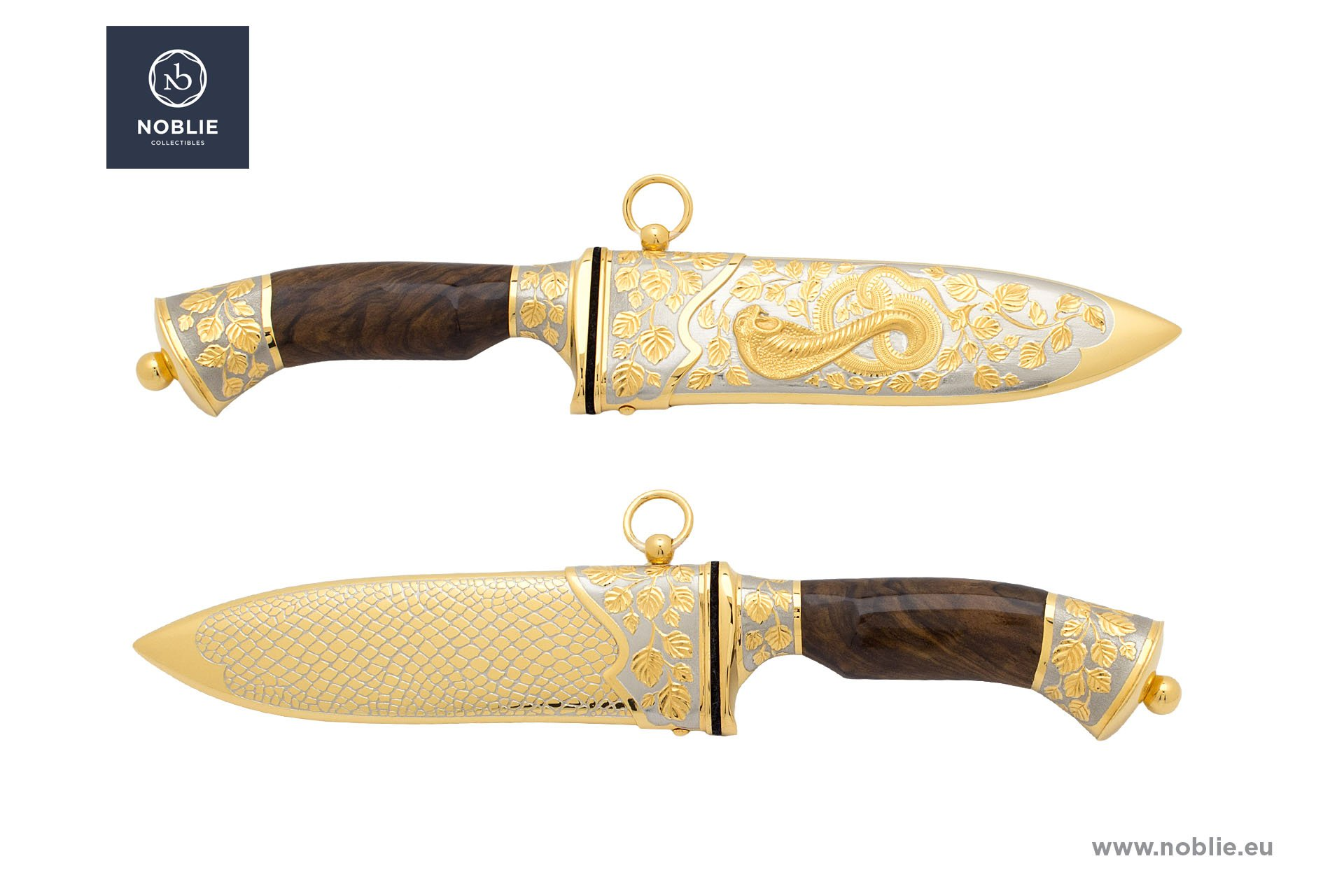 "collectible knife ""The world of cobra"""