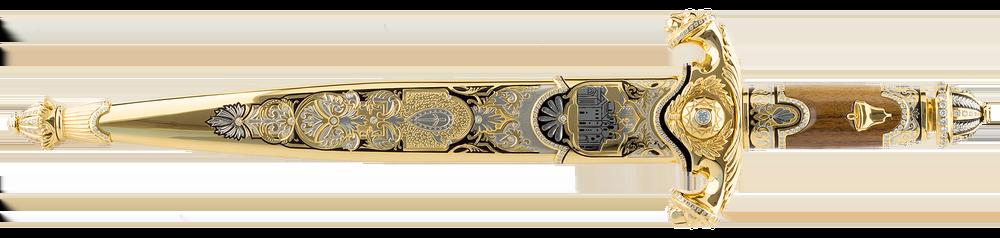 "Vintage dagger ""Vladimir the Great"""