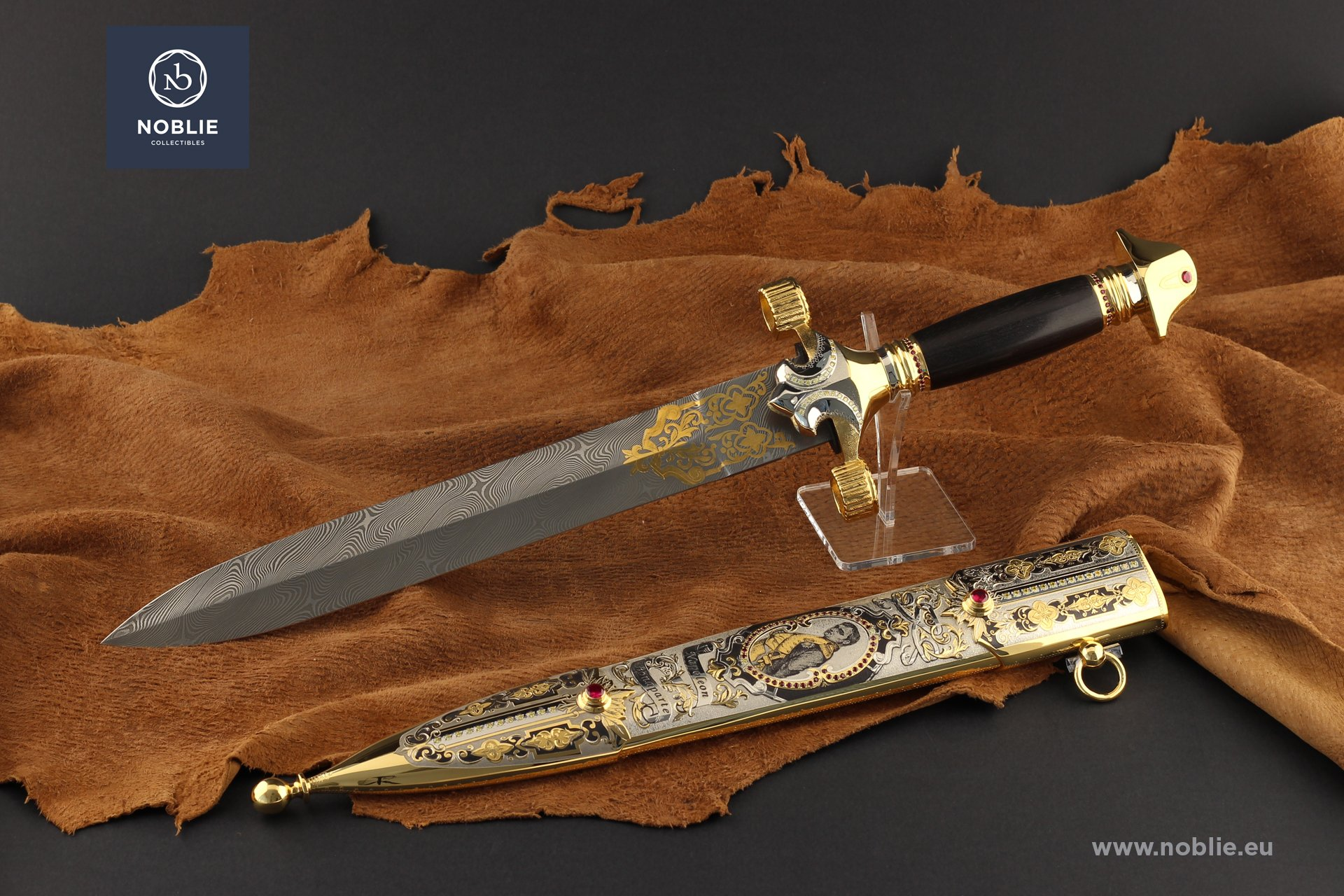 "collectible dagger ""Le Grand Emperuer. Napoleon Bonaparte"""