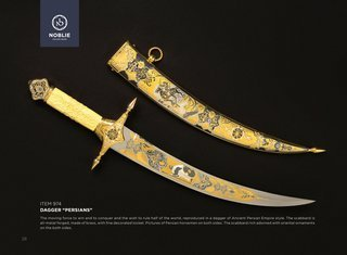 Collectible daggers 2017