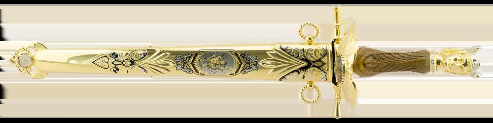 Unique dagger