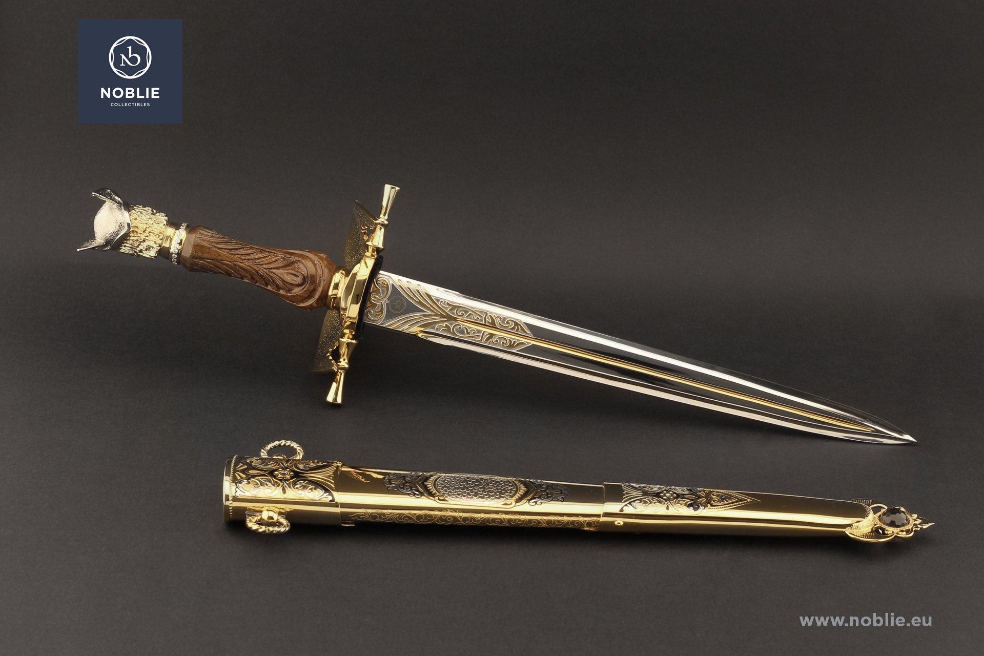 Mercury Dagger