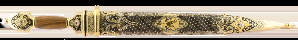 """Antique dagger """"Victorious"""