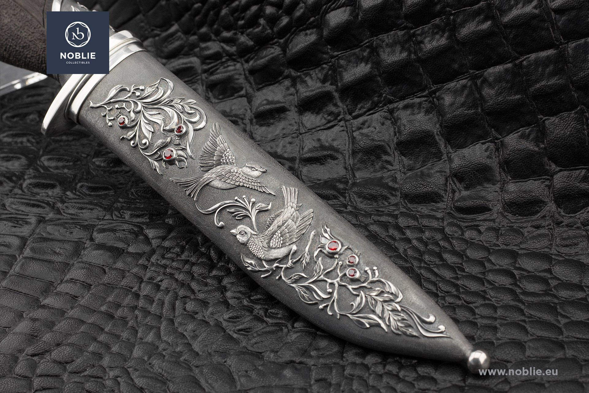 new custom knife for true knife collector