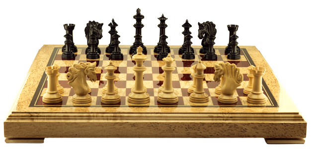 "Chess set ""Game of thoughts"""