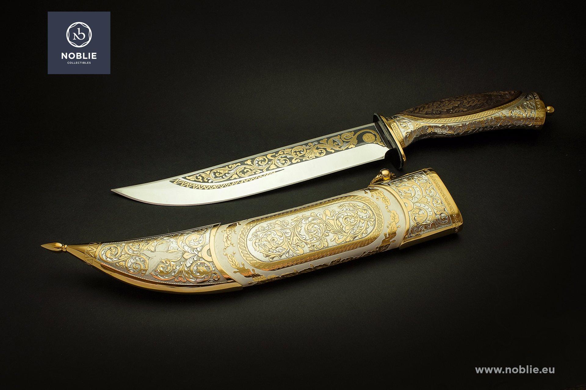 Beautiful blades