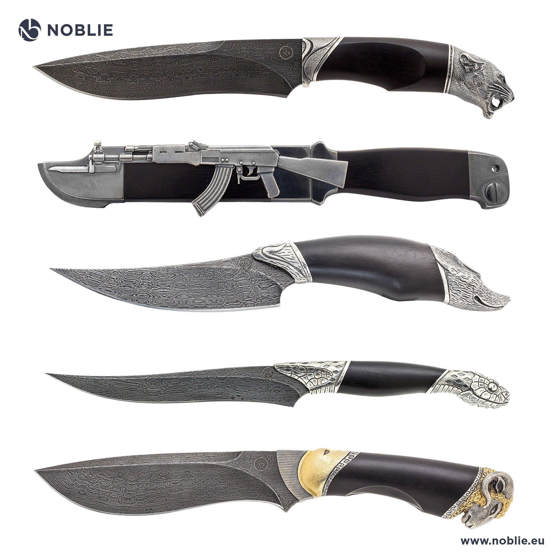 Custom knives 2018