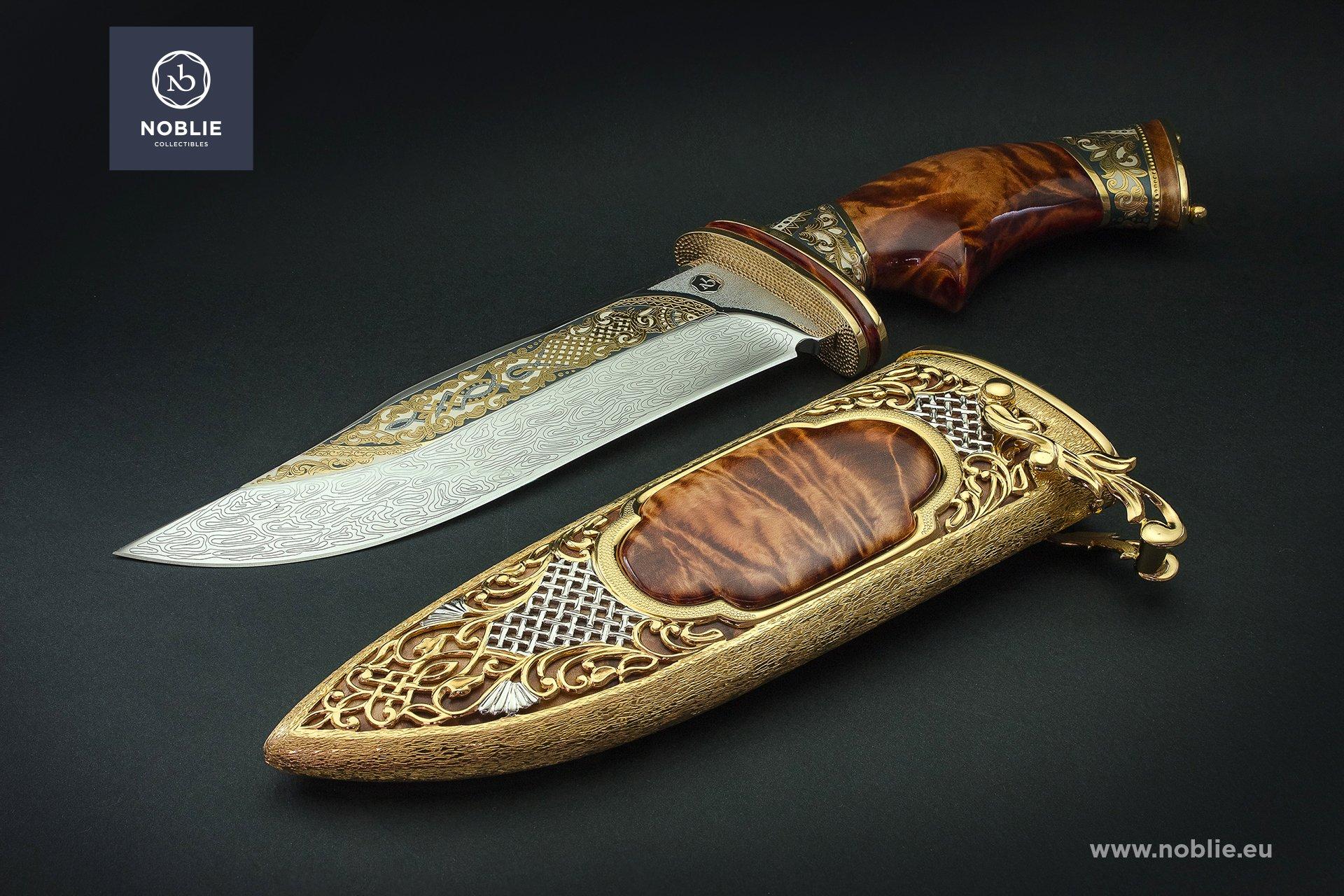 Stunning art knives