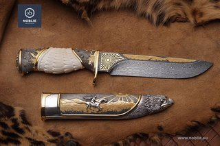 Stunning art knives