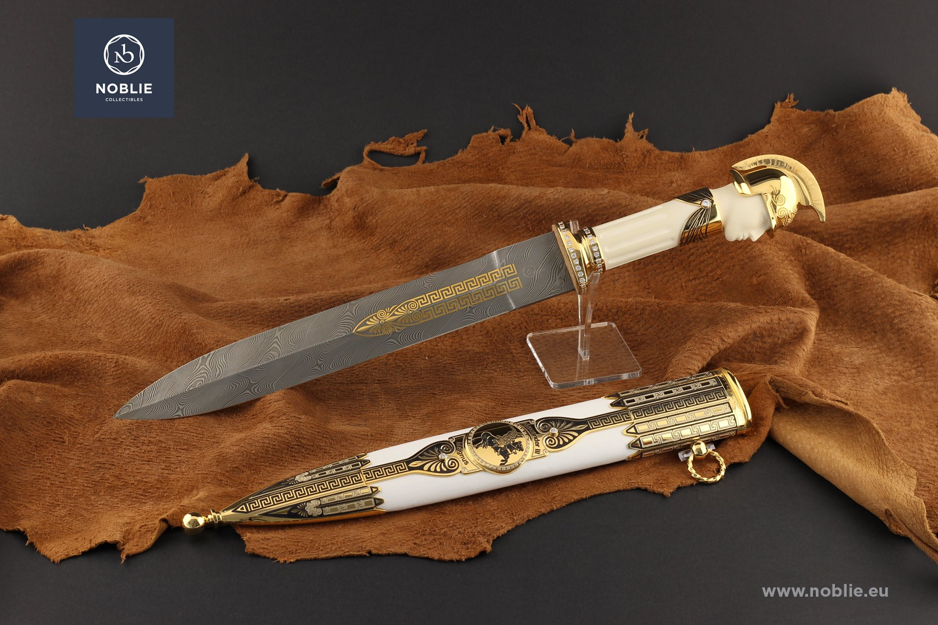 """Collectible daggers """"Alexander the Great"""""""