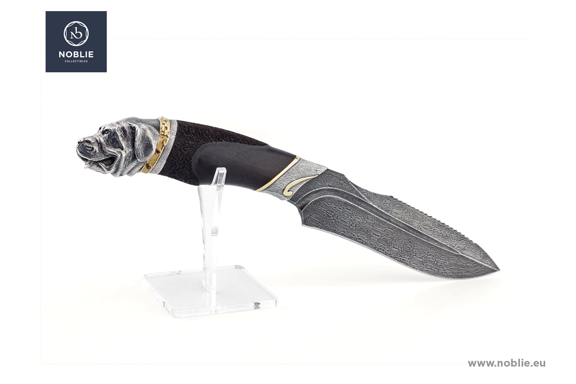 Collection custom knife as the idea of the men's gift