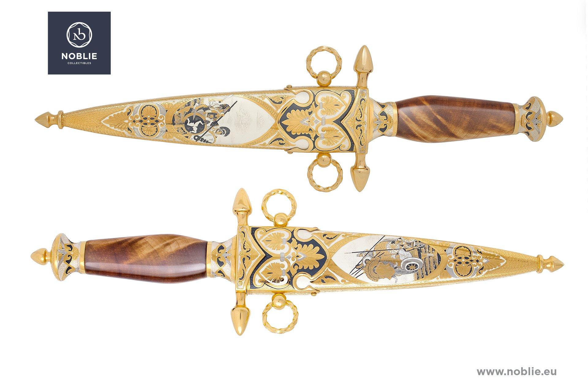 """handmade dagger """"Alexander the Great"""""""