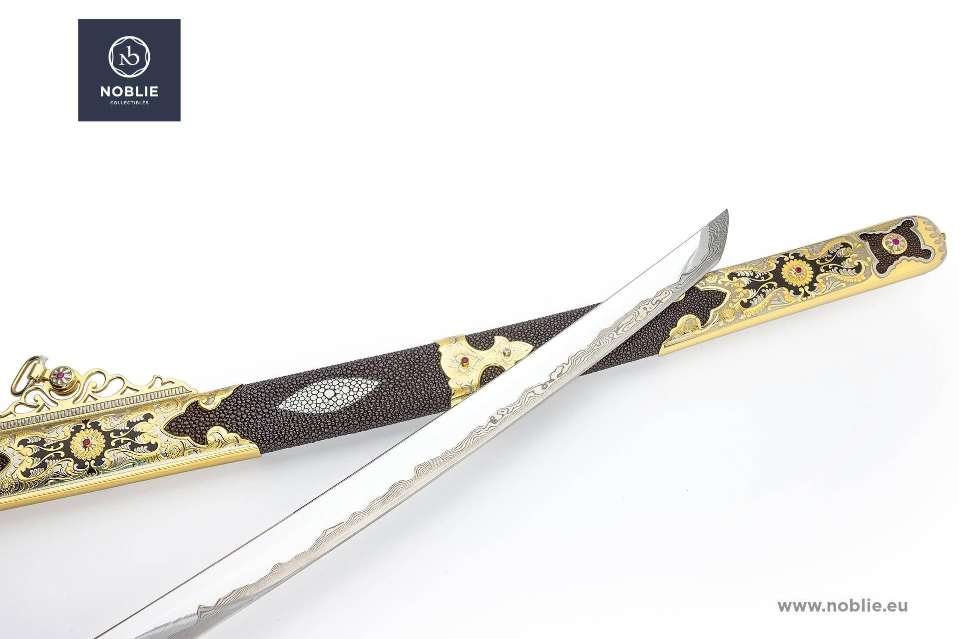 Blade as a work of art