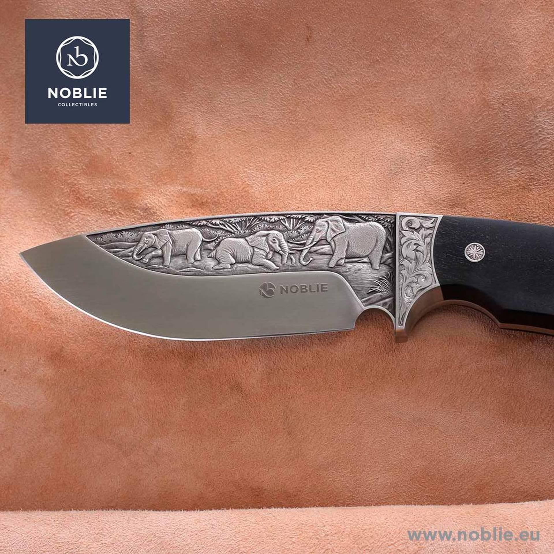 custom engraving knife usa