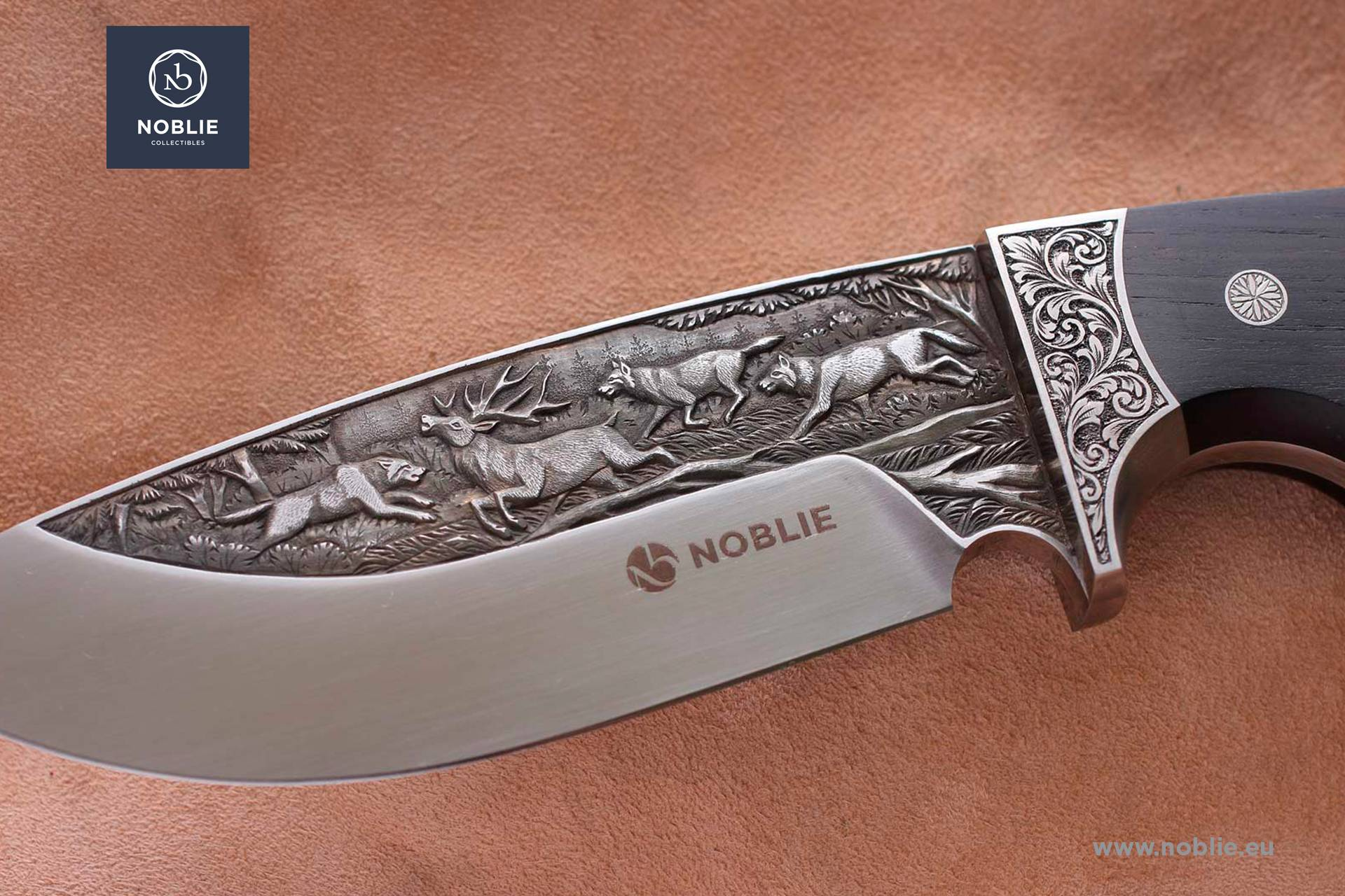 Engraved knives 2018