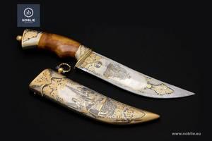 Custom knives 2019
