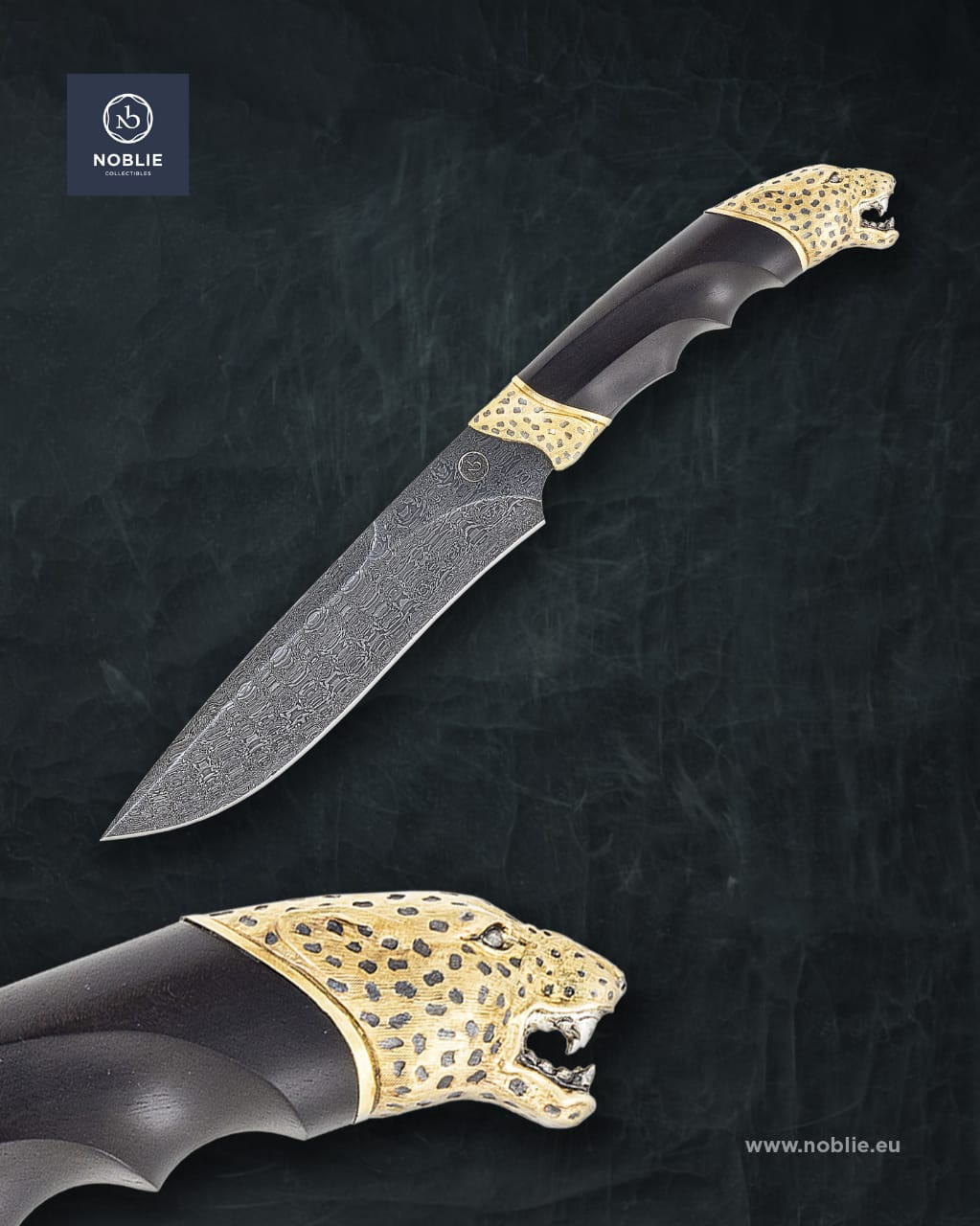 crafted knife