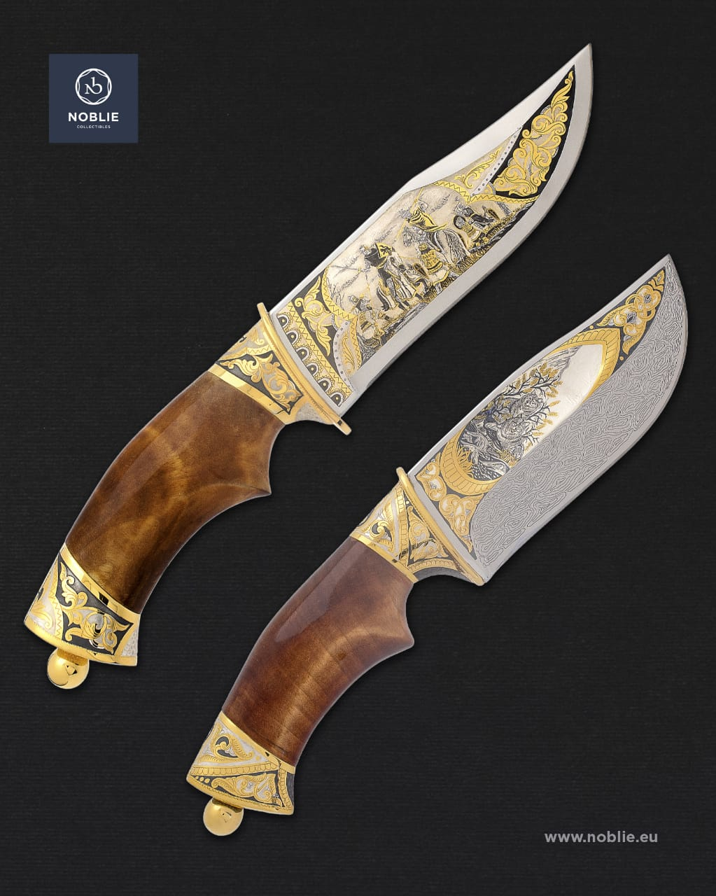 crafted knives