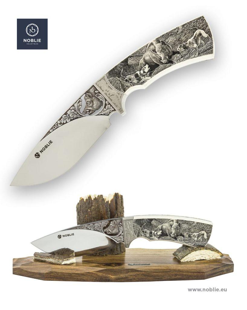 scrimshaw art knife