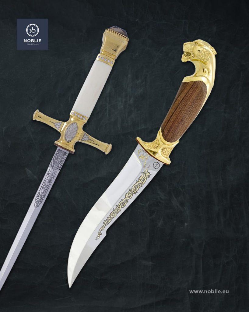 custom art knives