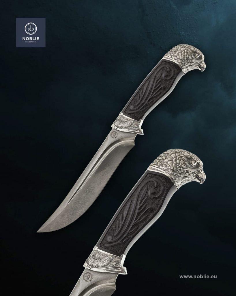 handmade art knife 1