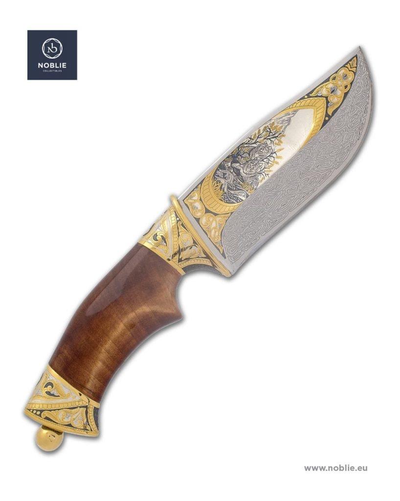 handmade art knife 2